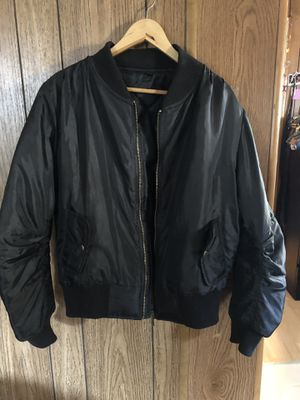 c3fb65a42 New and Used Bomber jacket for Sale in Whittier, CA - OfferUp