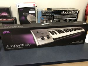 Keyboard midi and pro tools se software for Sale in Minnetonka, MN