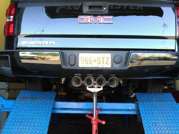 Corvette style carven exhaust for Sale in Phoenix, AZ - OfferUp