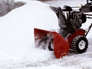 Snow Removal for Sale in Detroit, MI