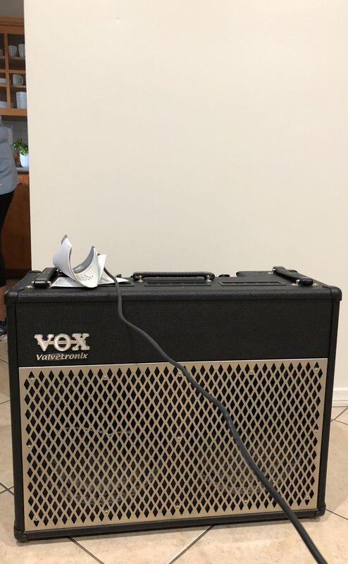 Vox AD100VT Tube/Solid State Hybrid Guitar Amp for Sale in