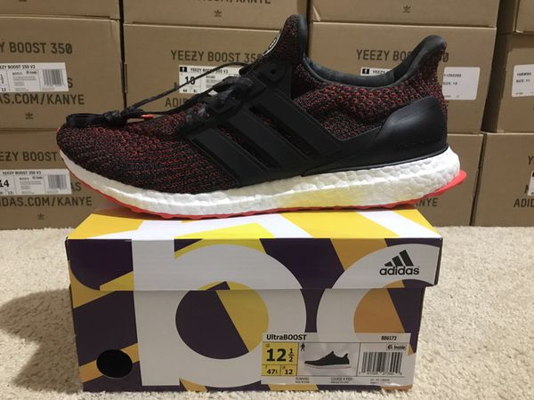 new product ee01b 78f15 Adidas Ultraboost Chinese New Year 4.0 men sz 12.5 BB6173