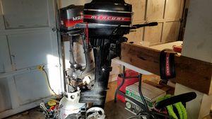 Mercury 6hp outboard for Sale in Seattle, WA