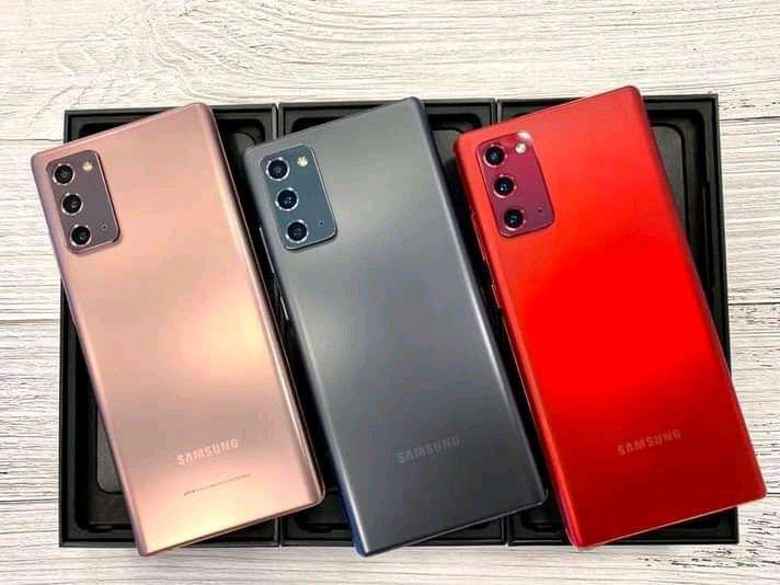 Samsung Galaxy Note 20 5G 128gb Unlocked