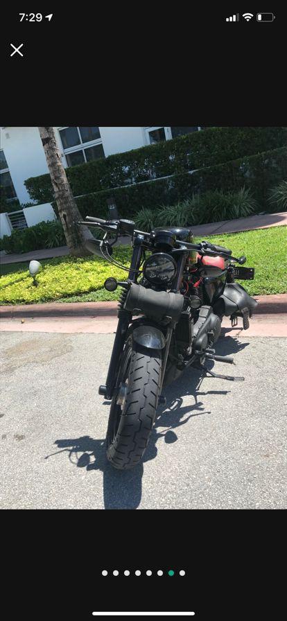 Photo 2015 Harley Davidson sportster