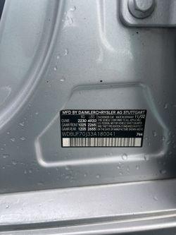 2003 Mercedes-Benz E-Class Thumbnail