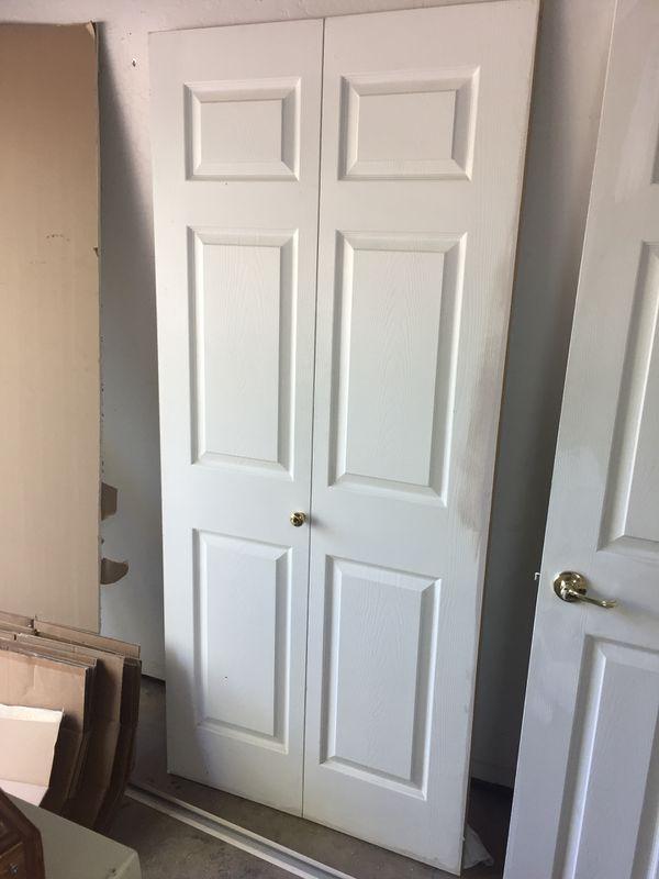 6 Panel Closet Door Bi Fold For Sale In Tempe Az Offerup