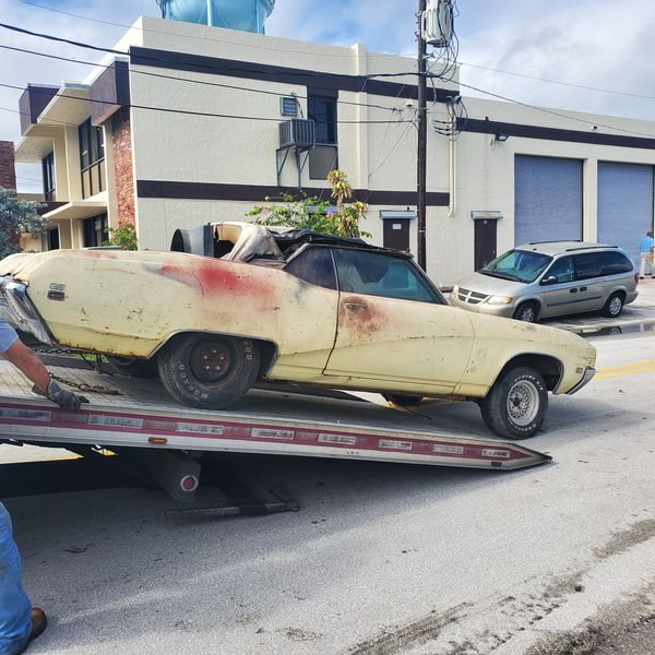 1969 Gs Buick Convertible. 400 For Sale In Deerfield Beach