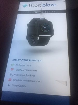 Fitbit blaze for Sale in San Francisco, CA