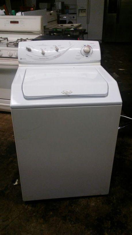 Maytag washer top loader