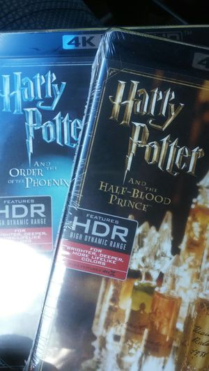 Harry potter 4k for Sale in Dallas, TX