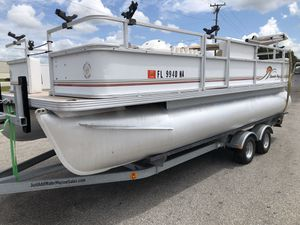 New And Used Pontoon Boat For Sale In Jacksonville Fl Offerup