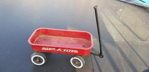 Photo Toy Radio Flyer Wagon