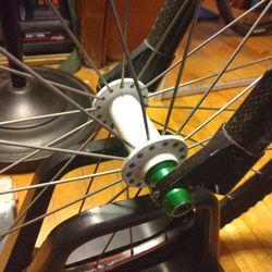 Complete Wheels W Tires Cassette Rythme Thumbnail