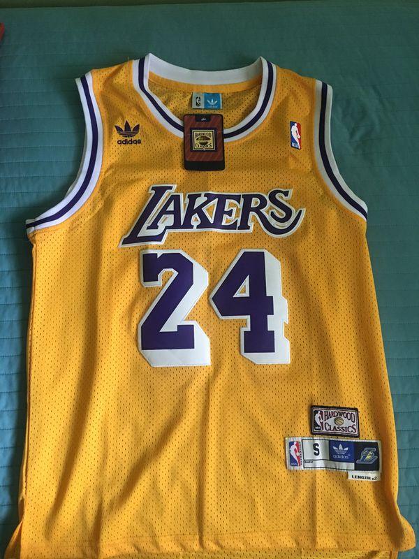 15c8b03ae Kobe Bryant Lakers Jersey (Rare