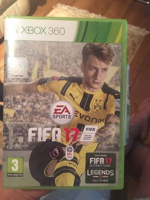 Fifa 2k17 Xbox 360 for Sale in Tampa, FL