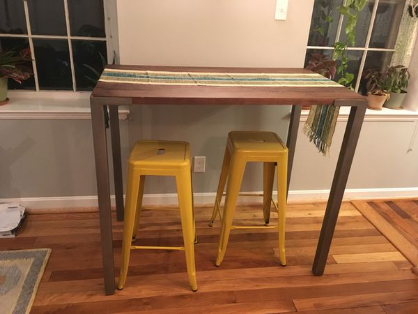CB Hightop Table For Sale In Washington DC OfferUp - Cb2 high top table