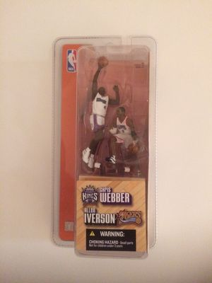 Collectible NBA figurines for Sale in Apex, NC
