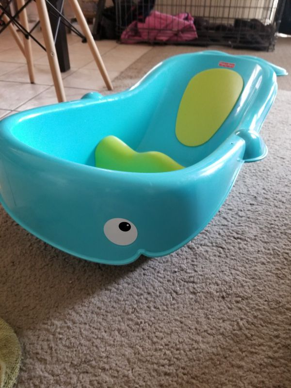Fisher price baby bath tub (Baby & Kids) in Las Vegas, NV - OfferUp