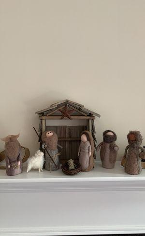 Nativity decor for Sale in Apex, NC