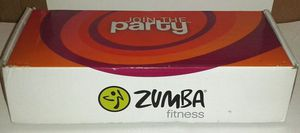 ZUMBA Join the Party 3 DVD Set + Toning Sticks + Booklet for Sale in Silver Spring, MD