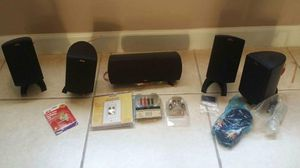 Speakers surround sound for Sale in Homestead, FL