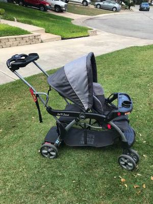 Baby trend double stroller for Sale in Fairfax, VA