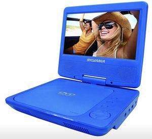 Sylvania Portable DVD Player for Sale in Trenton, NJ