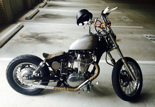suzuki savage bobber for sale in fort myers fl offerup. Black Bedroom Furniture Sets. Home Design Ideas