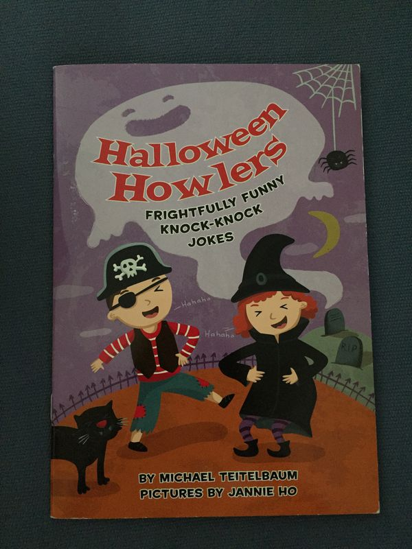 Frightfully Funny Knock-Knock Jokes Halloween Howlers