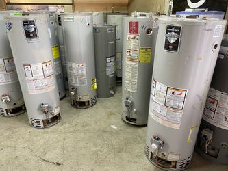 Hot Water Tanks Starting At $140 Thumbnail