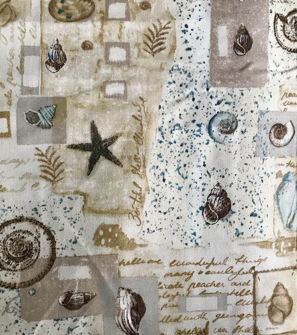 Upholstery Fabric In Coastal Beach Theme For Sale In Lake