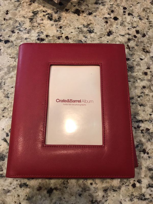 Cratebarrel Photo Album For Sale In Chicago Il Offerup
