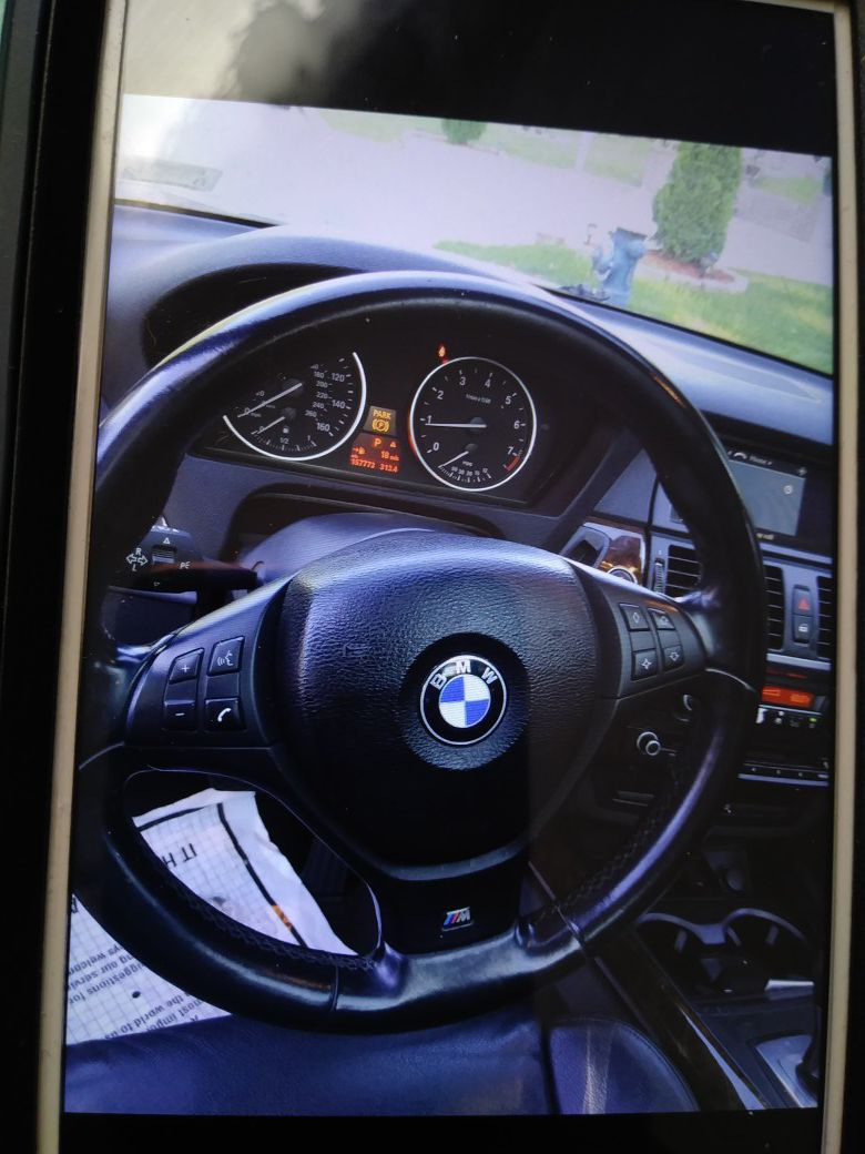 BMW. M package x5 2009