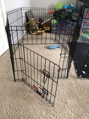 Dog crate/play pen for Sale in Manassas, VA