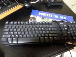Dell monitor and key board for Sale in Fort Washington, MD