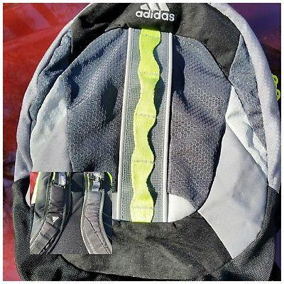 d79c9915ddd3 Adidas Climaproof Climacool load spring fresh pak backpack laptop   Ball  Pockets