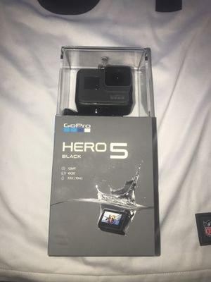 Brand New gopro 5 still in box for Sale in Falls Church, VA