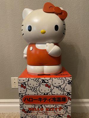 Photo Limited edition Hello Kitty mini cooler / warmer fridge