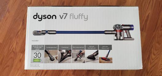 Brand New Dyson V7 Fluffy Thumbnail