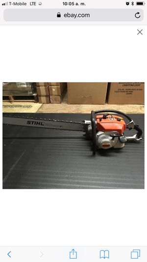 Stihl 090 AV Chainsaw what you have Trage to for Sale in Baltimore, MD