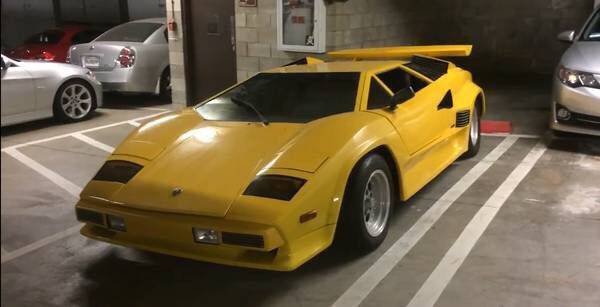 Yellow Lamborghini Countach For Sale In Los Angeles Ca Offerup