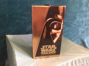 STAR WARS TRILOGY for Sale in Atlanta, GA