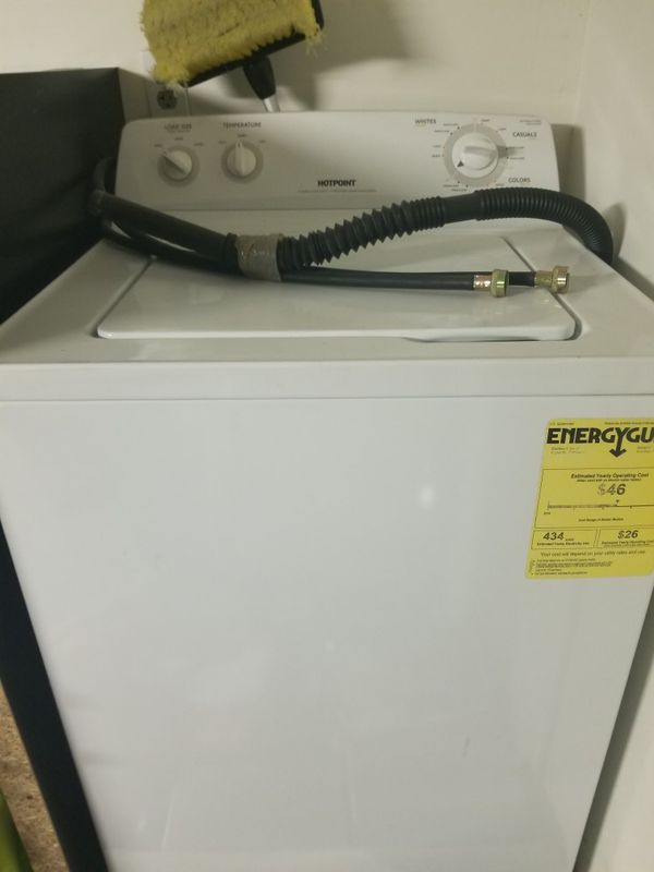 Offerup Las Vegas >> HotPoint Electric Washer/Dryer Cheap! for Sale in Las Vegas, NV - OfferUp