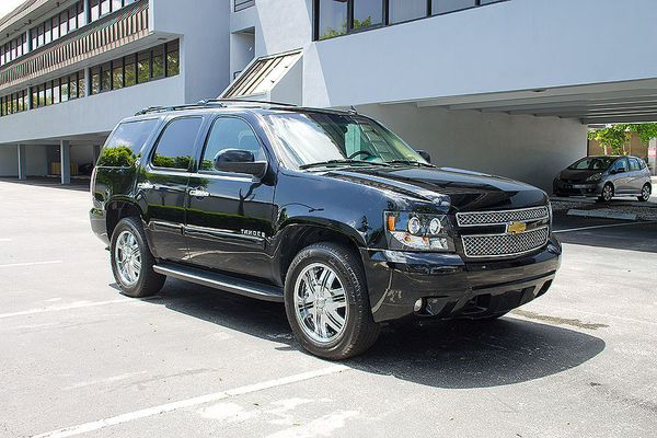 2008 Chevy Tahoe Ltz 4x4 Suv 3rd Row Leather Loaded Similar To Gmc Yukon Suburban Expedition Cars Trucks In Pompano Beach Fl Offerup