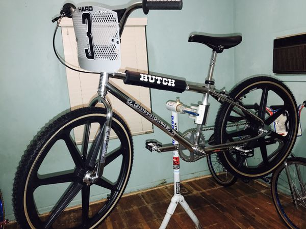 Old Bmx Cruiser 1982 Hutch Xl24 Usa Made Pre Serial For Sale In