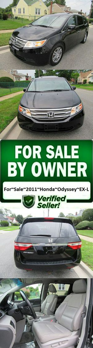 2011 Honda Odyssey EX-L for Sale in Baltimore, MD