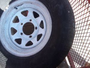 Trailer tire for Sale in Glendale, AZ