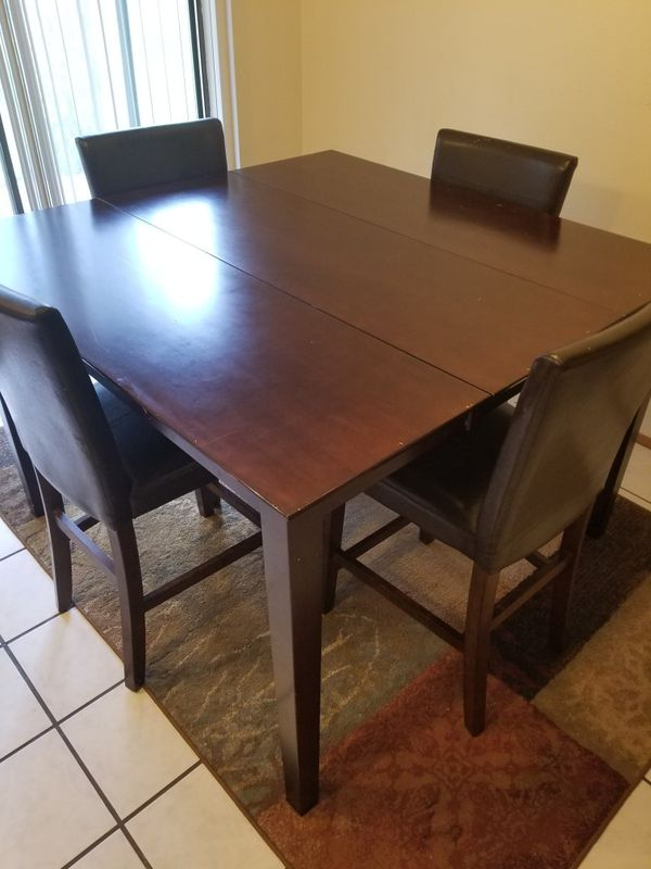 Furniture Olympia Wa Seldens Shelton Dining Table With 4 Chairs And Additional Section In Lacey Offerup