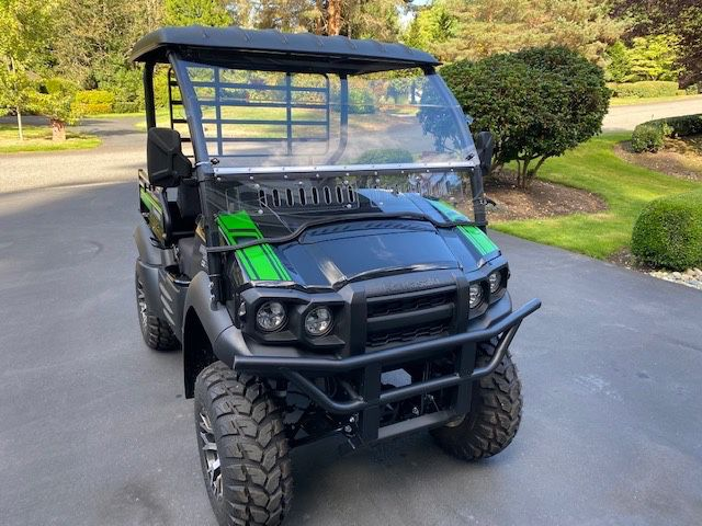 2019 Kawasaki SX 400 LE side by side… Excellent Condition!